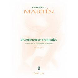 Eduardo Martín - Divertimentos tropicales