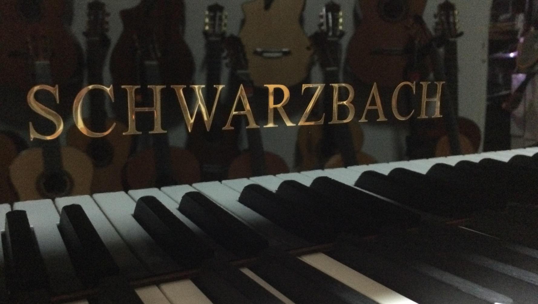 SCHWARZBACH Klavíre