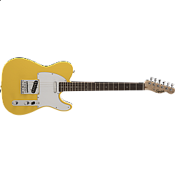 Fender Squier FSR Affinity Series™ Telecaster®, Laurel Fingerboard, Graffiti Yellow