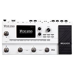 Mooer GE 250 - gitarový Amp modelling & Multi Effects