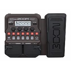 Zoom A1X Four - multiefekt pre akýkoľvek akustický nástroj