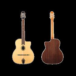 Altamira M01 - gypsy jazz gitara