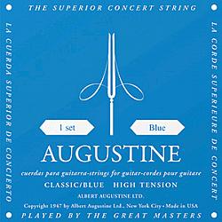 Augustine Classic Blue, high tension - struny na klasickú gitaru