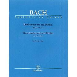 Bach - Bärenreiter Urtext  BA5116