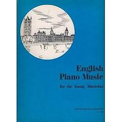 Balla György - ENGLISH PIANO MUSIC - Klavírne noty