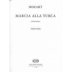 Bartók Béla - Wolfgang Amadeus Mozart : Marcia alla Turca