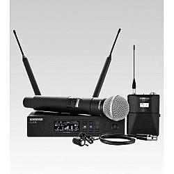 Bezdrôtové mikrofóny a systémy