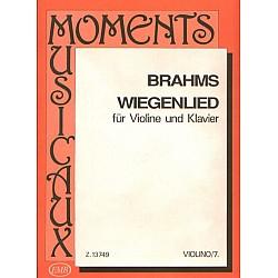 Brahms, Johannes Z. 13749 : Wiegenlied