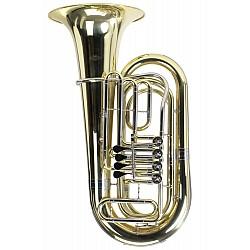 Classic Cantabile Brass T-186 3/4 Bb Tuba