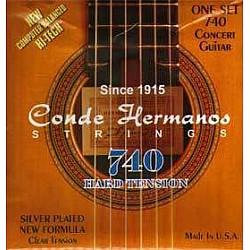 Conde Hermanos 740 - Struny s vysokým pnutím