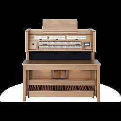 Content Chapel 227R - digitálny organ