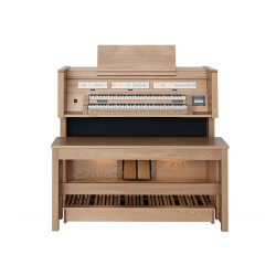 Content Chapel 236R - digitálny organ