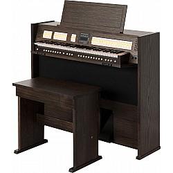Content Clavis 125 - digitálny organ