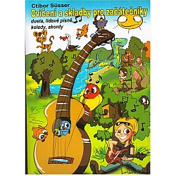 Ctibor Susser - Cvičení a skladby pro začátečníky