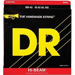 DR MR-45 - Struny pre el. basgitaru 45/ 105