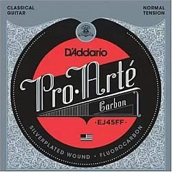 D´Addario EJ45FF Pro-Arte struny na klasickú gitaru