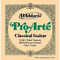 D´Addario EJ48 - Pro Arte struny na klasickú gitaru