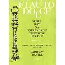 Daniel, Ladislav - Škola hry na sopránovú zobcovú flautu III.