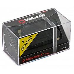 "DiMarzio DP222BK - Gitarový snímač "" D Activator X """