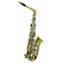 Dimavery SP-30 Eb, Gold - Alt saxofón