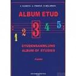 E.Kleinová, A.Fišerová, E.Mullerová - Album etud 3.diel
