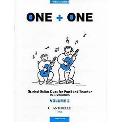 EGTA - One+One, Book 2