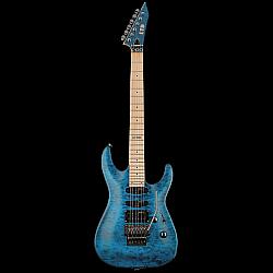 ESP LTD MH-103QM STB - elektrická gitara
