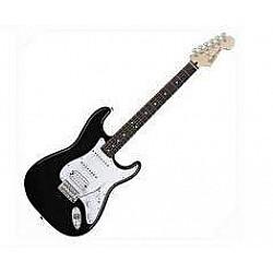 Fender Squier Bullet Strat HSS-RW BK - Elektrická gitara