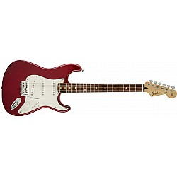 Fender Standard Stratocaster RW Candy Apple Red