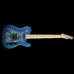 Fender Japan Classic '69 Reissue Telecaster Blue Flower