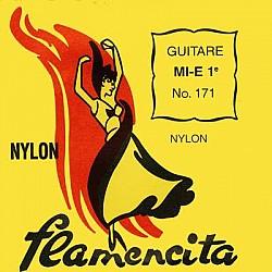Flamencita Nylon - struny pre flamenco
