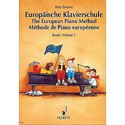 Fritz Emonts - Európska klavírna škola diel 1