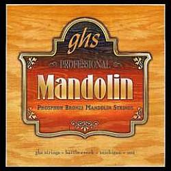 GHS A250 Struny pre mandolínu 010/036