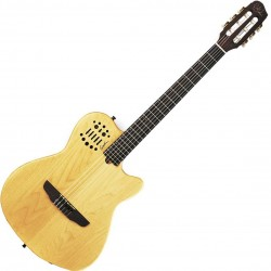 Godin ACS Nylon Slim NA - Elektroakustická MIDI  gitara