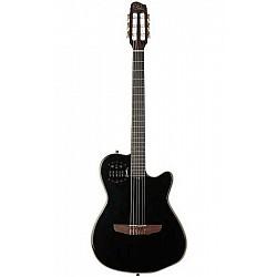 Godin ACS Nylon Slim BK - Elektroakustická MIDI gitara