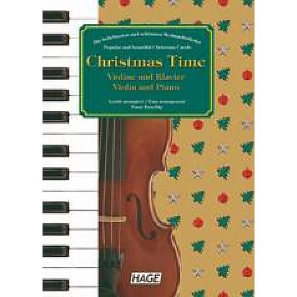 HAGE Christmas Time - Čas vianoc pre husle a klavír