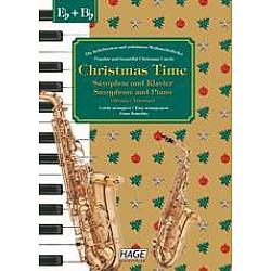HAGE Christmas Time - Vianočný čas pre saxofón a klavír