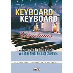 HAGE Keyboard Keyboard Christmas - Vianočné skladby (3729)