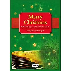 HAGE Merry Christmas, úprava pre keyboard (EH1085)