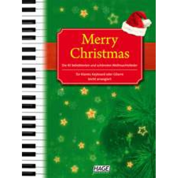 HAGE Merry christmas - Najpopulárnejšie vianočné skladby(EH1075)