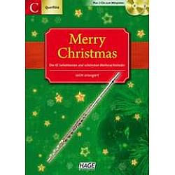 HAGE Merry christmas - Vianočné melódie, priečna flauta (EH1083)