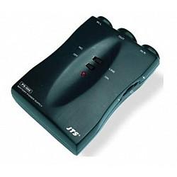JTS PS 500 - Phantom napájač a mixer pre 2 x MIC/Line