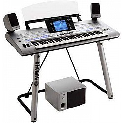 Keyboardy a stage piana