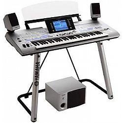 Keyboardy a stage piana