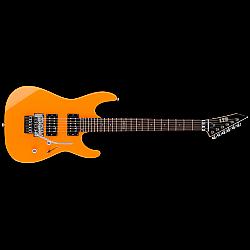 ESP LTD M-50FR Neon Orange - elektrická gitara