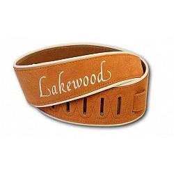 Lakewood Strap Lite Brown - Pás na gitaru