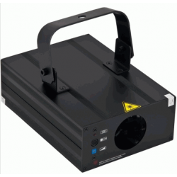 Laserworld EL-120R - Laser pre párty a diskotéky, červený