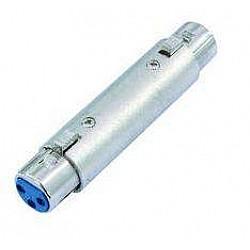 M-Cables redukcia - adaptér - XLR - F / XLR - F