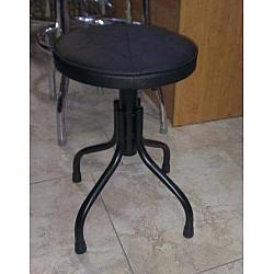 M-Stands Otočná stolička ku klavíru, kovová