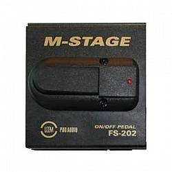 M-pedal FS 202 - footswitch , prepínač